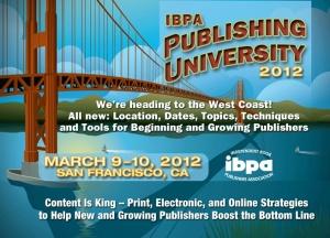 IBPA Pub U 2012