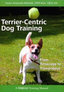 Terrier-Centric Dog Training cover