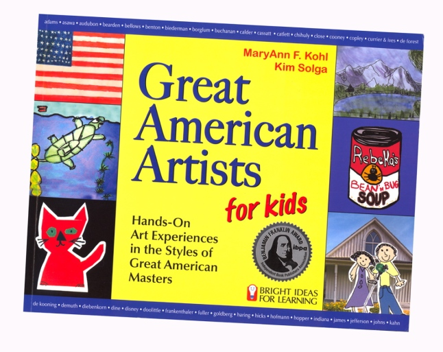 greatamericanartists