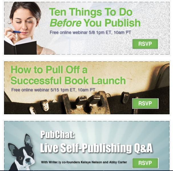 WriterlyWebinars