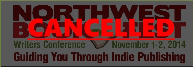 NWBookfestCancelled