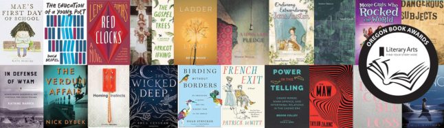 Submissions Now Open For Oregon Book Awards – Book